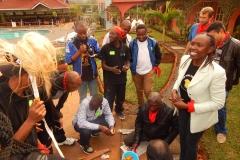 IET Kenya Team