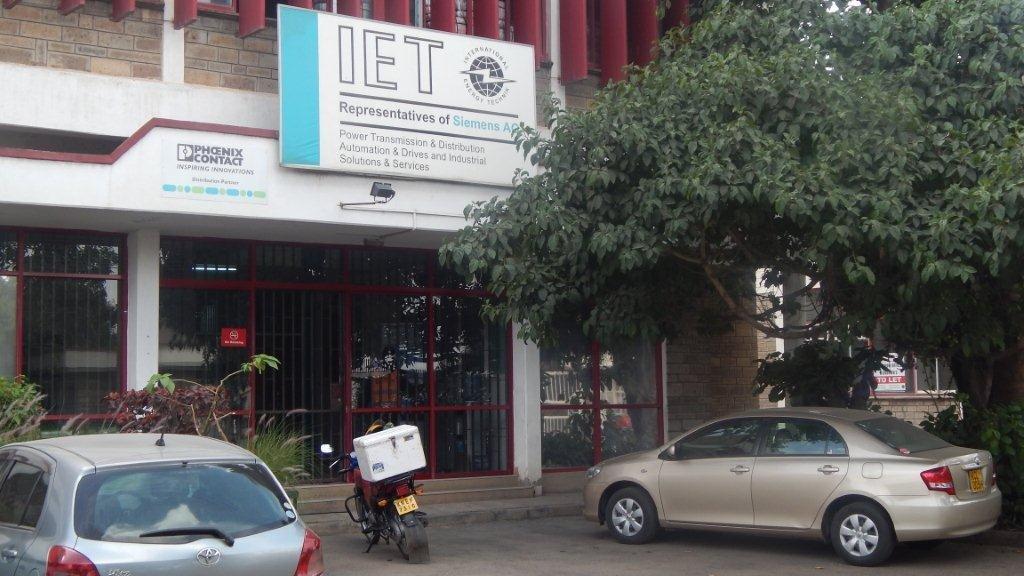 IET Kenya Office
