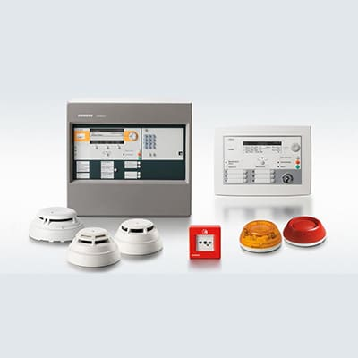 Siemens Addressable Fire Detection