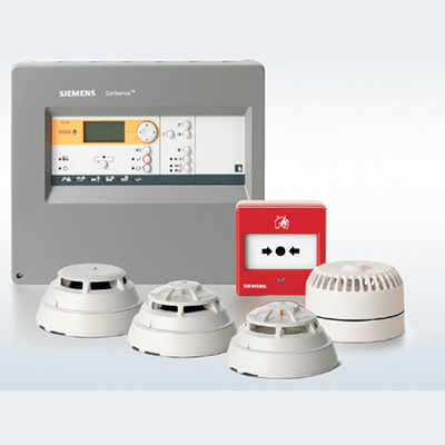 Siemens Conventional Fire Detection