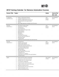IET Training